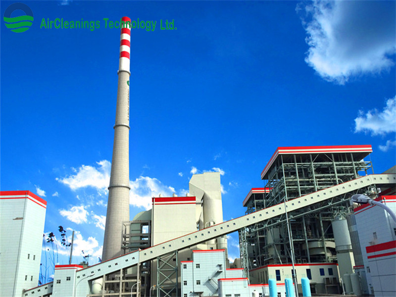 Dry flue gas desulfurization project