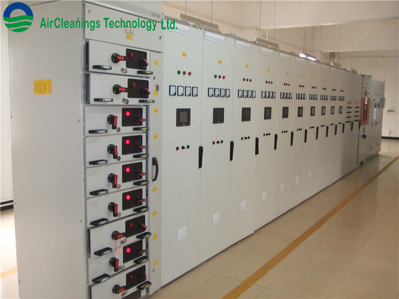 High frequency power supply for ESP