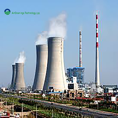 350MW coal-fired power plant
