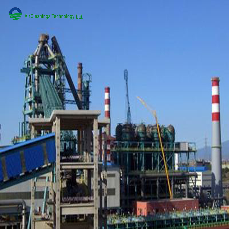 Meros Off-Gas Cleaning Systems Started Up at Kardemir