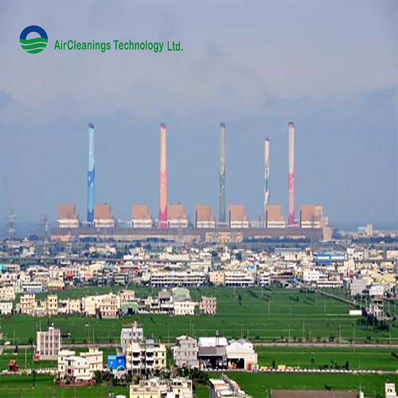 Taichung Power Plant Upgrades with Switch Mode Power Supplies and RDE's