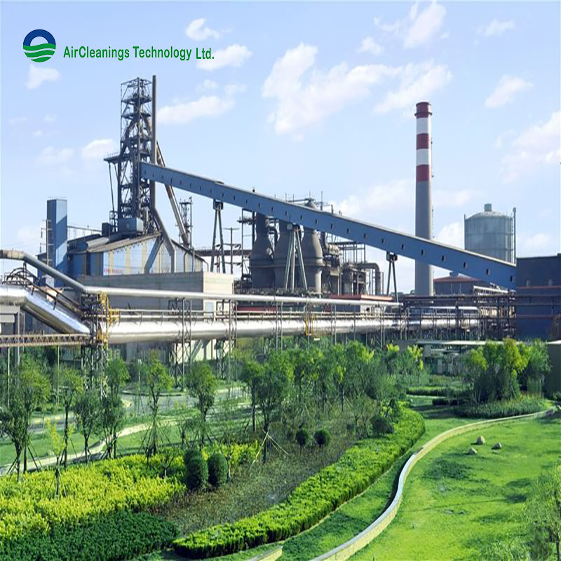 ACT successfully won the bid of shaanxi longshan iron & steel co., LTD