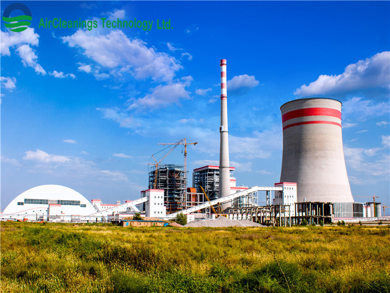First 350 MW Supercritical CFB Low Heat Coal Fired Unit with dry FGD System Successfully Achieved Ultra-low Emission and Passed 168 h Performance Test