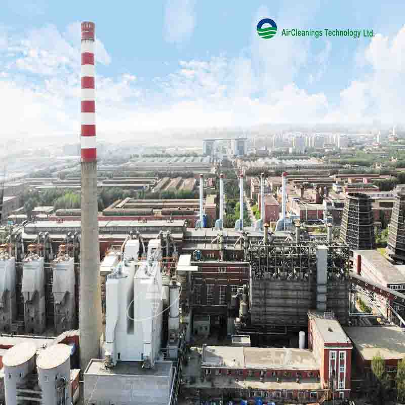 Changchun FAW Energy Division 6#-10# Power Plants—Ultralow Emission Retrofit Project