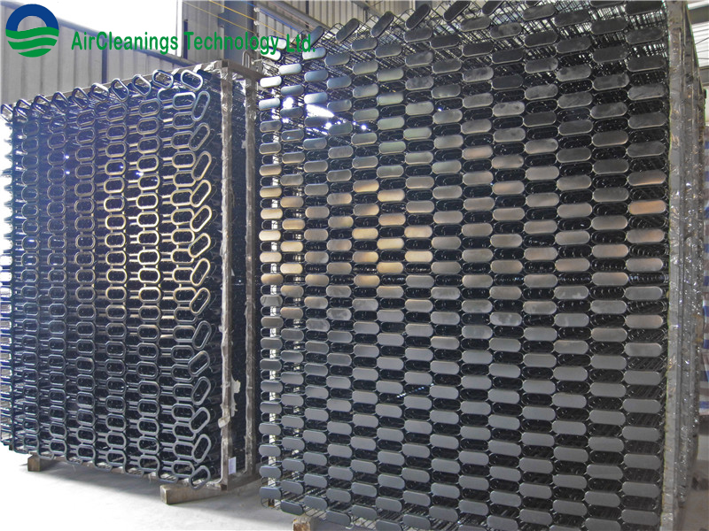 ACT supplies filter bag cages to Middle East